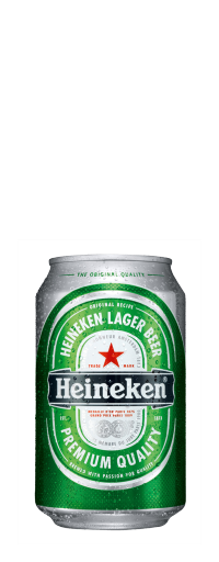 Heineken (thùng 24 lon)  - 330ml