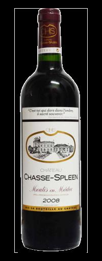Chateau Chasse Spleen Moulis en Medoc  - 750ml