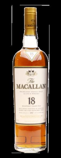 Macallan 18 Year Old (18yo) - 700ml