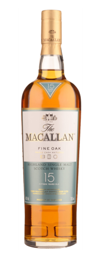 Macallan 15 Year Old (15yo) - 700ml