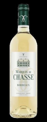 Marquis de Chasse Bordeaux White 2014  - 750ml