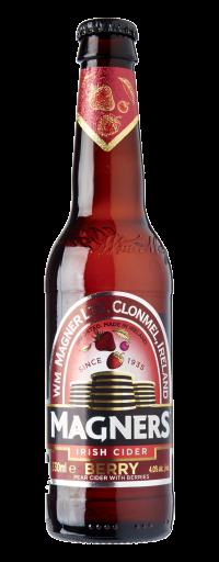 Magners Berry Cider (thùng 24 chai)  - 330ml
