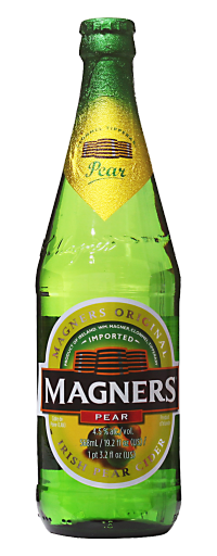 Magner Cider Pear (thùng 24 chai)  - 330ml