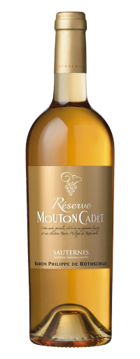 Rothschild - Mouton Cadet Reserves Sauternes 37,5 cL  - 375ml