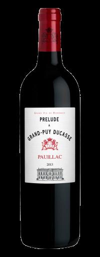 Prélude de Grand Puy Ducasse - Pauillac  - 750ml