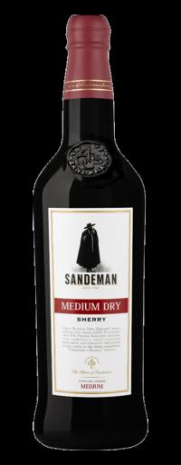 Sandeman Sherry Character Medium Dry Sherry  - 750ml