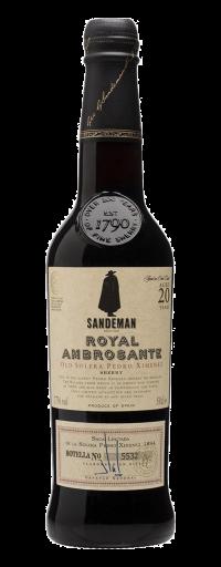 Sandeman Sherry Armada Cream Sherry  - 750ml
