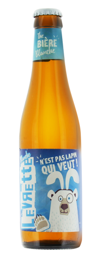 Levrette White Craft Beer (4 chai)  - 330ml