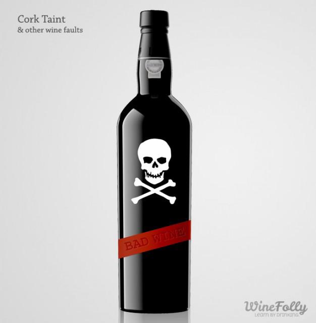7 Lỗi về rượu vang và cách nhận biết chúng