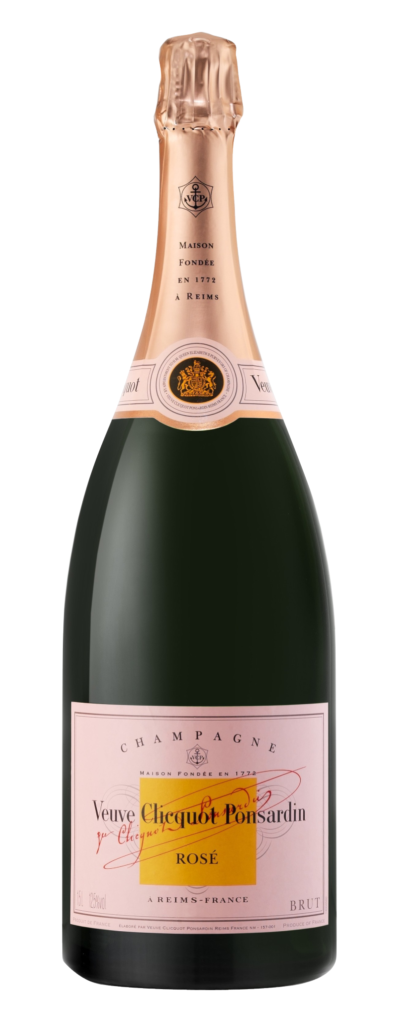 Veuve Clicquot Rose NV  - 750ml