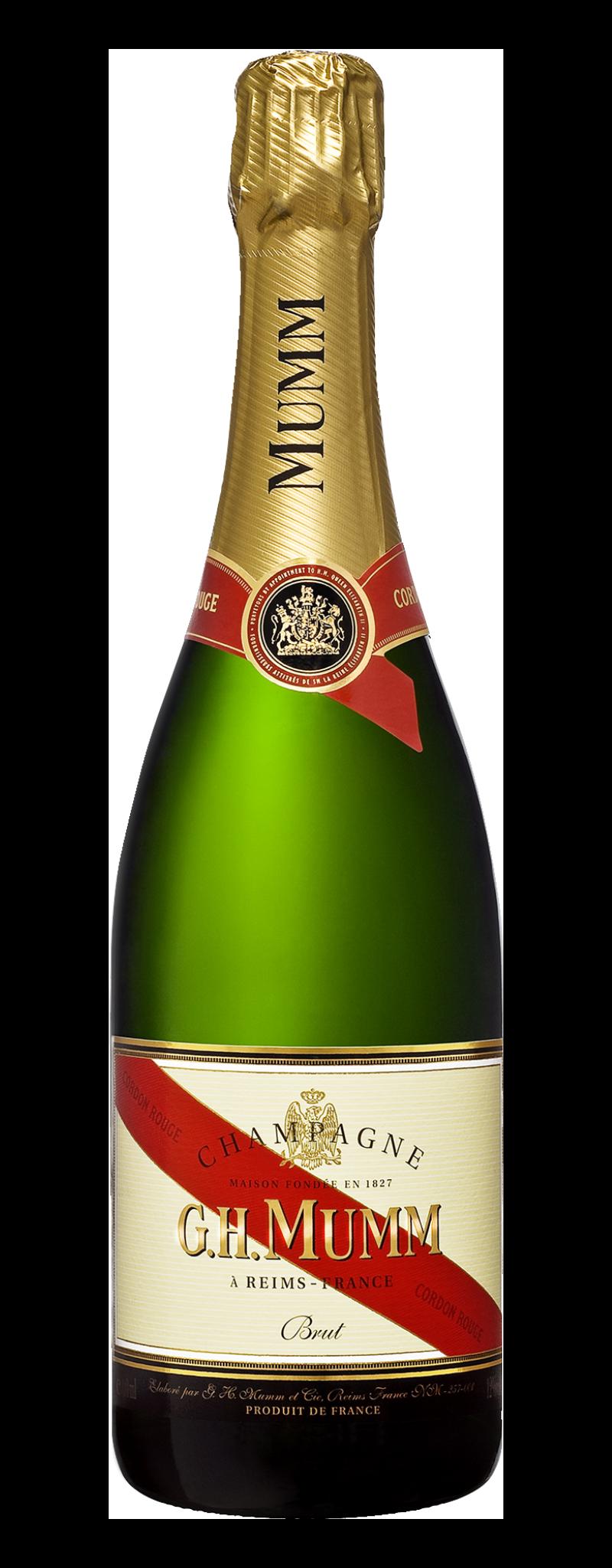 Champagne G.H. Mumm  - 750ml
