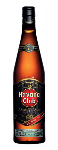 Havana Club 7Yo Rum  - 750ml