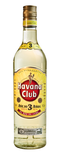 Havana Club 3Yo Rum  - 750ml