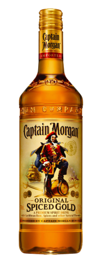 Captain Morgan Gold Spiced  - 750ml