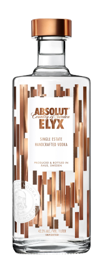 Absolut Vodka Elyx  - 1.5L