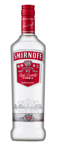 Smirnoff Vodka Red  - 700ml
