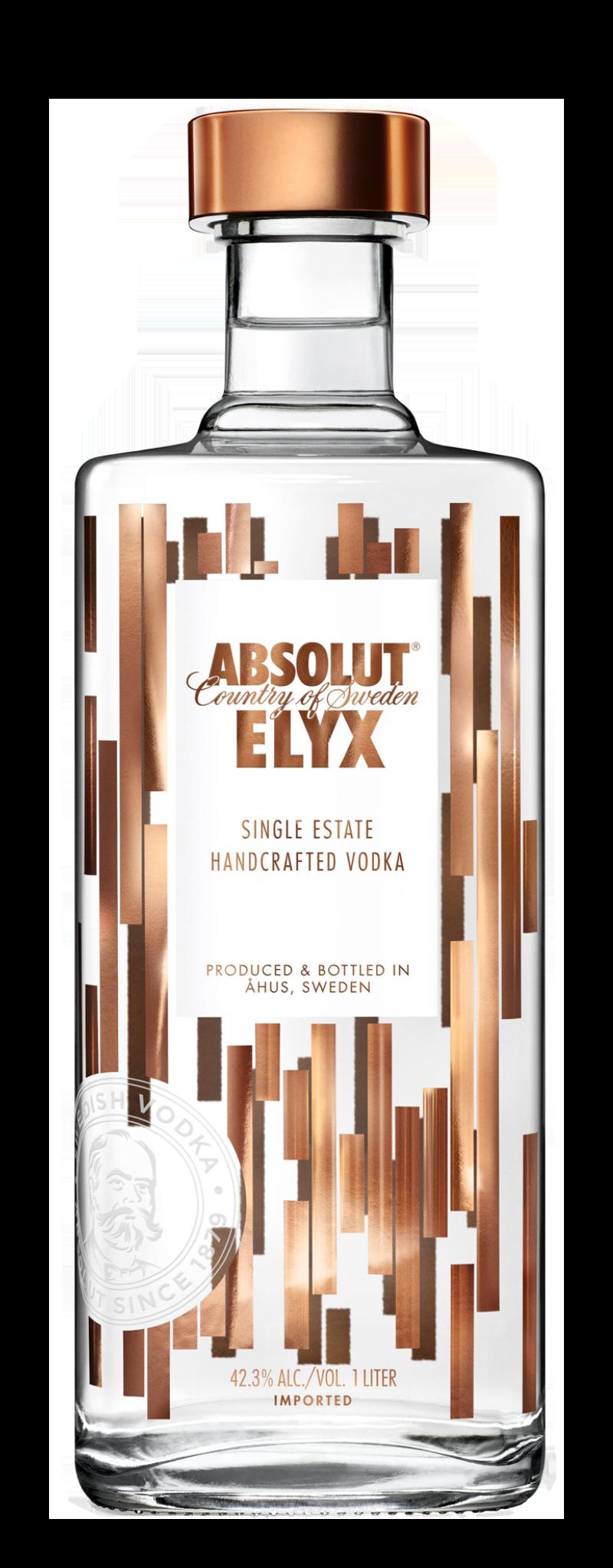 Absolut Vodka Elyx  - 1L