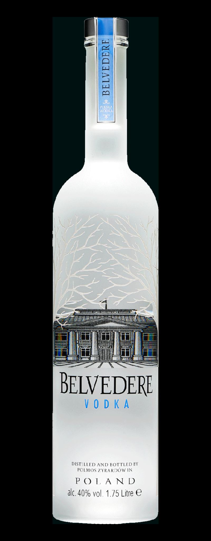 Belvedere Illuminated  - 1.75L