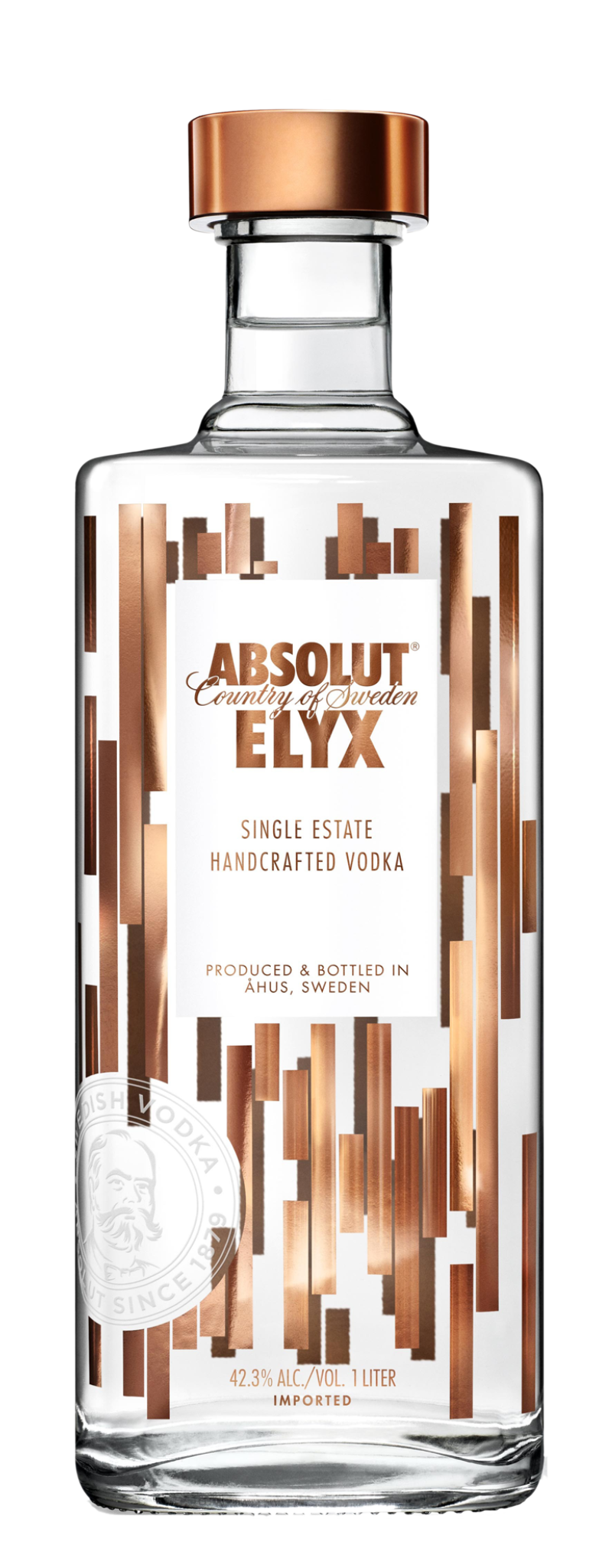 Absolut Vodka Elyx  - 3L
