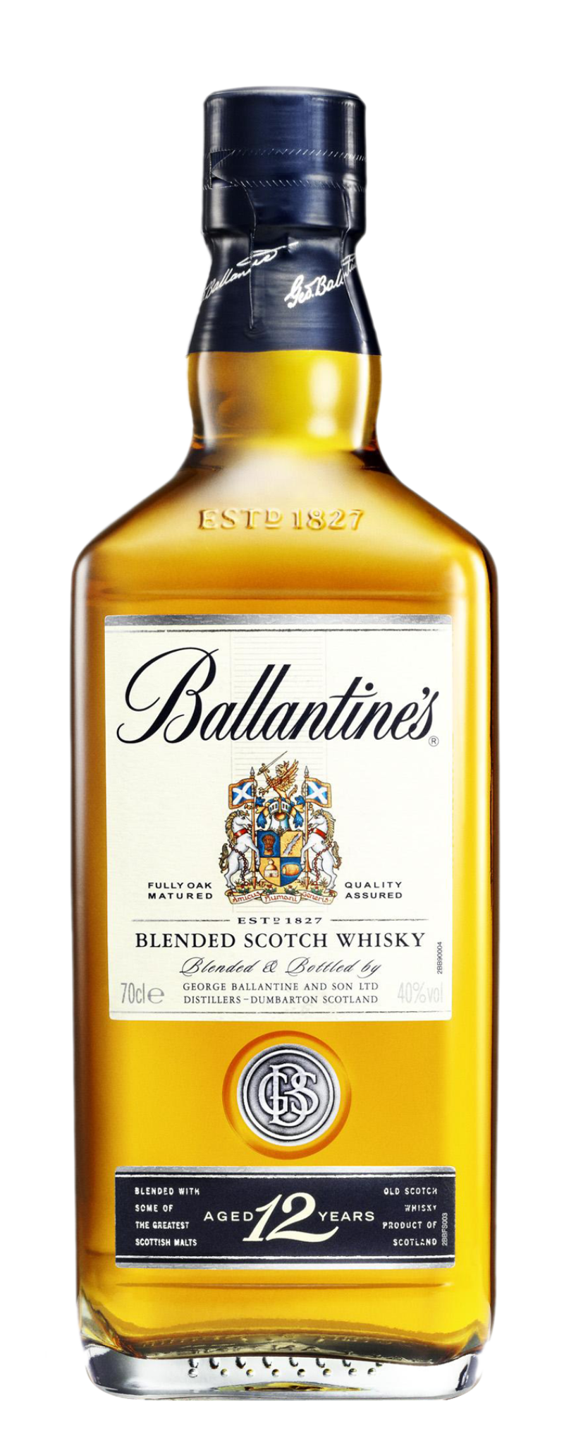 Ballantine's 12 YO (12yo) - 750ml