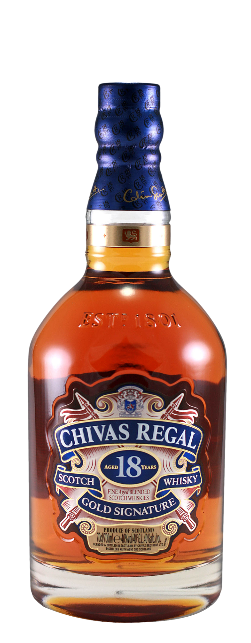 Chivas Regal 18 YO (18yo) - 750ml