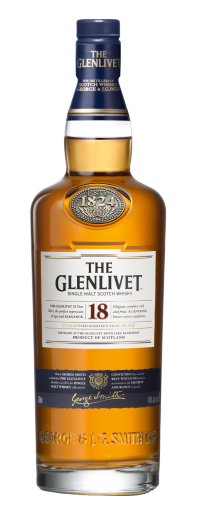 The Glenlivet 18 YO (18yo) - 700ml