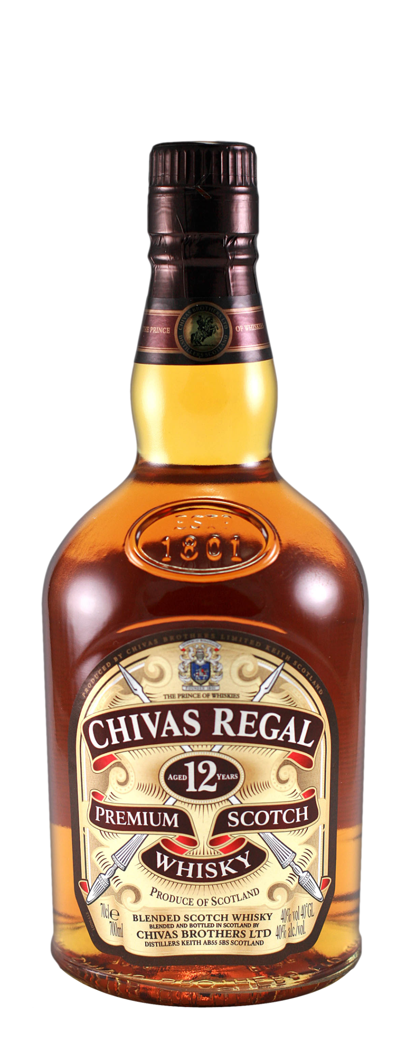 Chivas Regal 12 YO (12yo) - 750ml