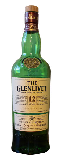 The Glenlivet 12 YO Excellence (12yo) - 750ml