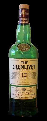 The Glenlivet 12 YO Excellence (12yo) - 750ml