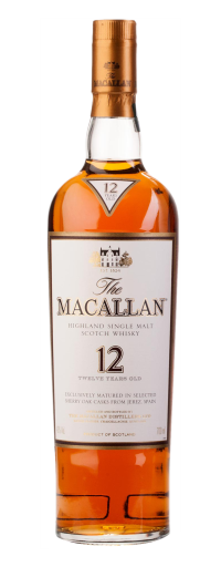 Macallan 12 Year Old (12yo) - 700ml