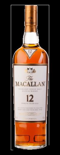 Macallan 12 Year Old (12yo) - 700ml