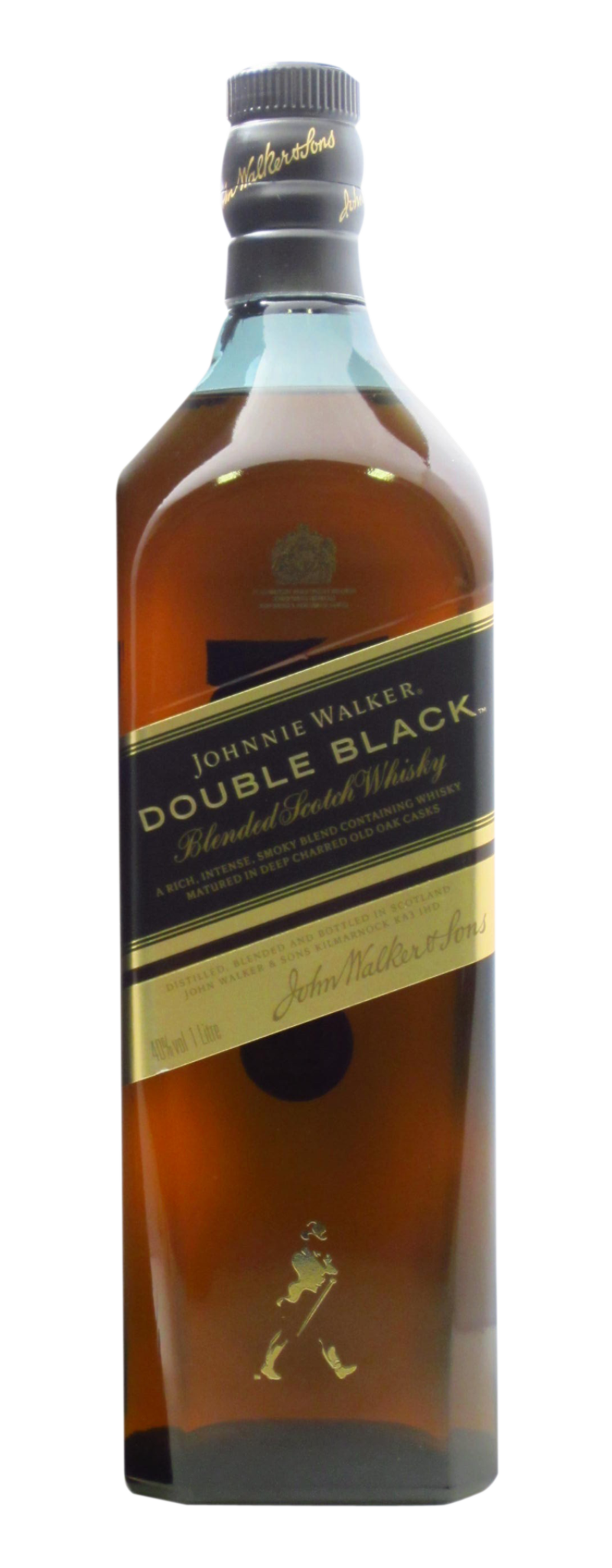 Johnnie Walker Double Black  - 750ml