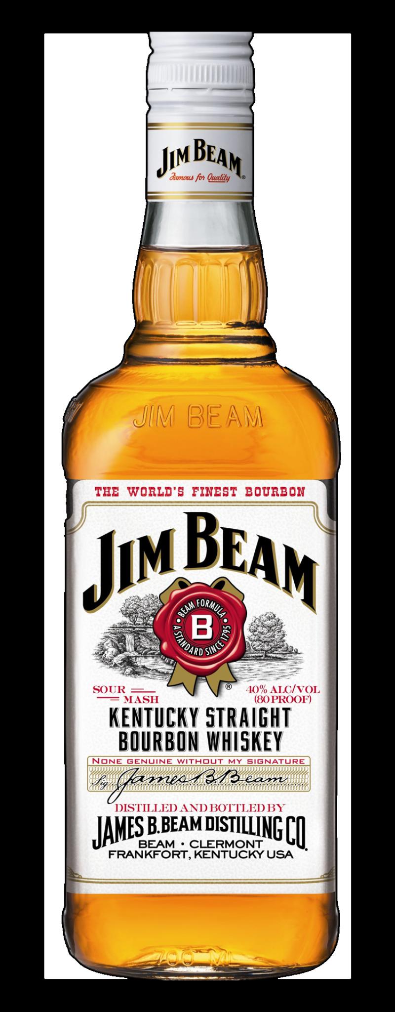 Jim Beam White  - 750ml
