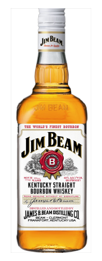 Jim Beam White  - 750ml
