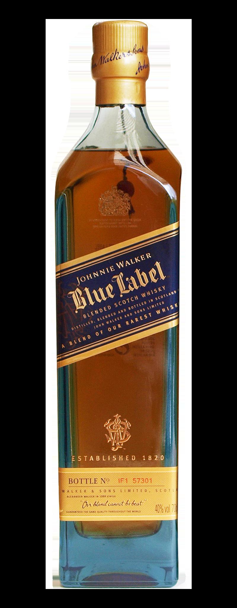 Johnie Walker Blue Label  - 750ml