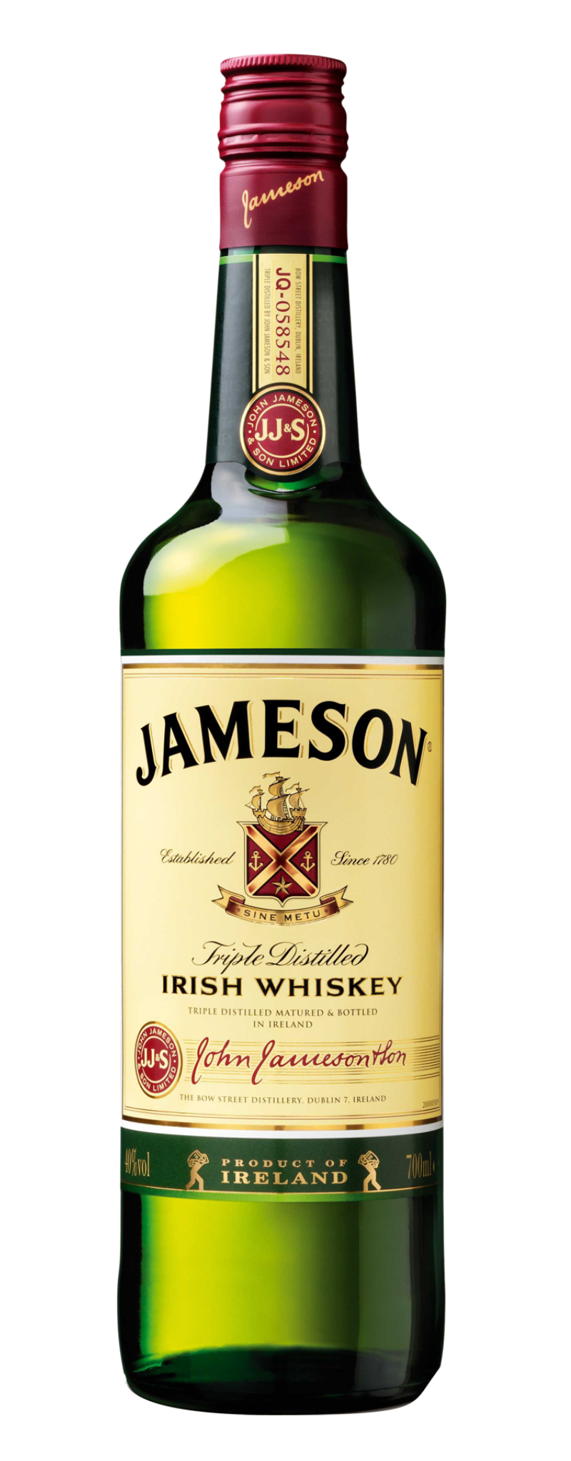 Jameson Gold Reserve with Gb  - 700ml