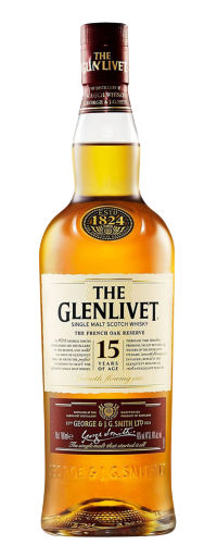 The Glenlivet 15 YO (15yo) - 700ml
