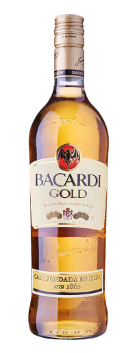 Bacardi Gold  - 750ml