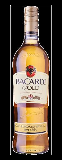 Bacardi Gold  - 750ml