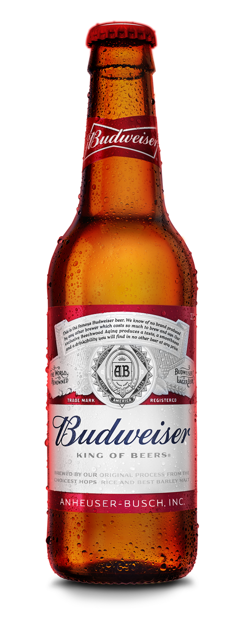 Budweiser (thùng 24 chai)  - 330ml
