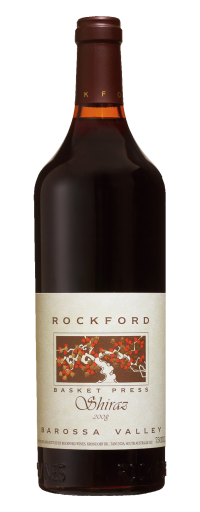 Rockford Basket Press Shiraz  - 750ml