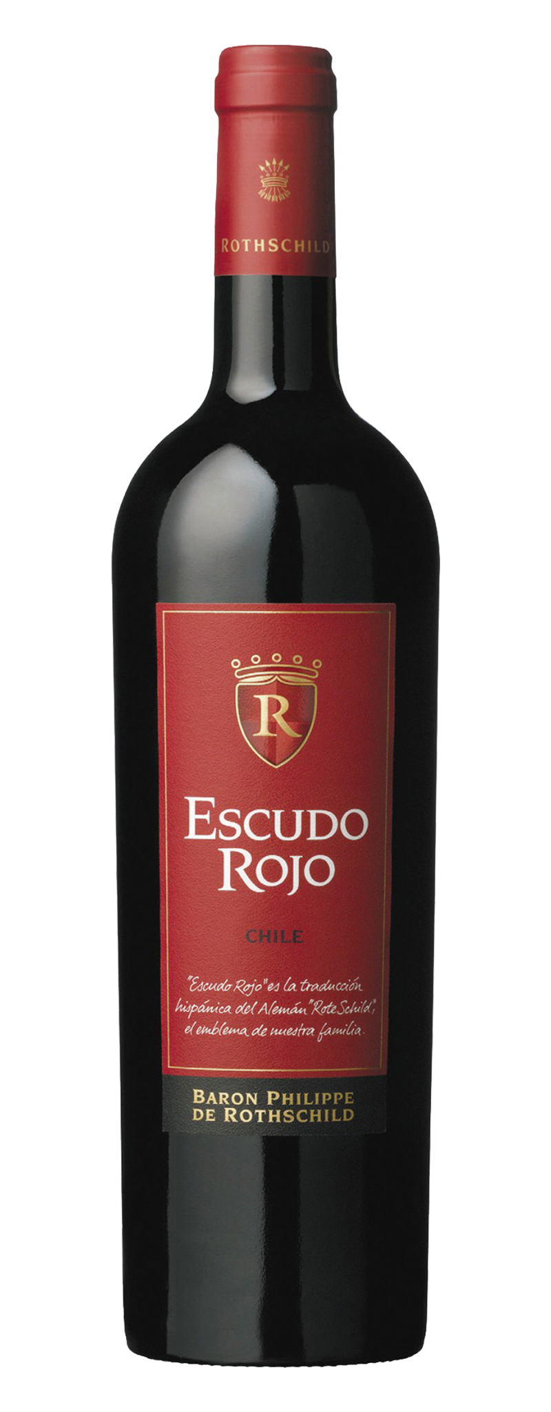 Rothschild - Escudo Rojo  - 750ml
