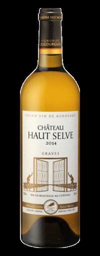 Chateau Haut Selve - Sauvignon / Semillon  - 750ml