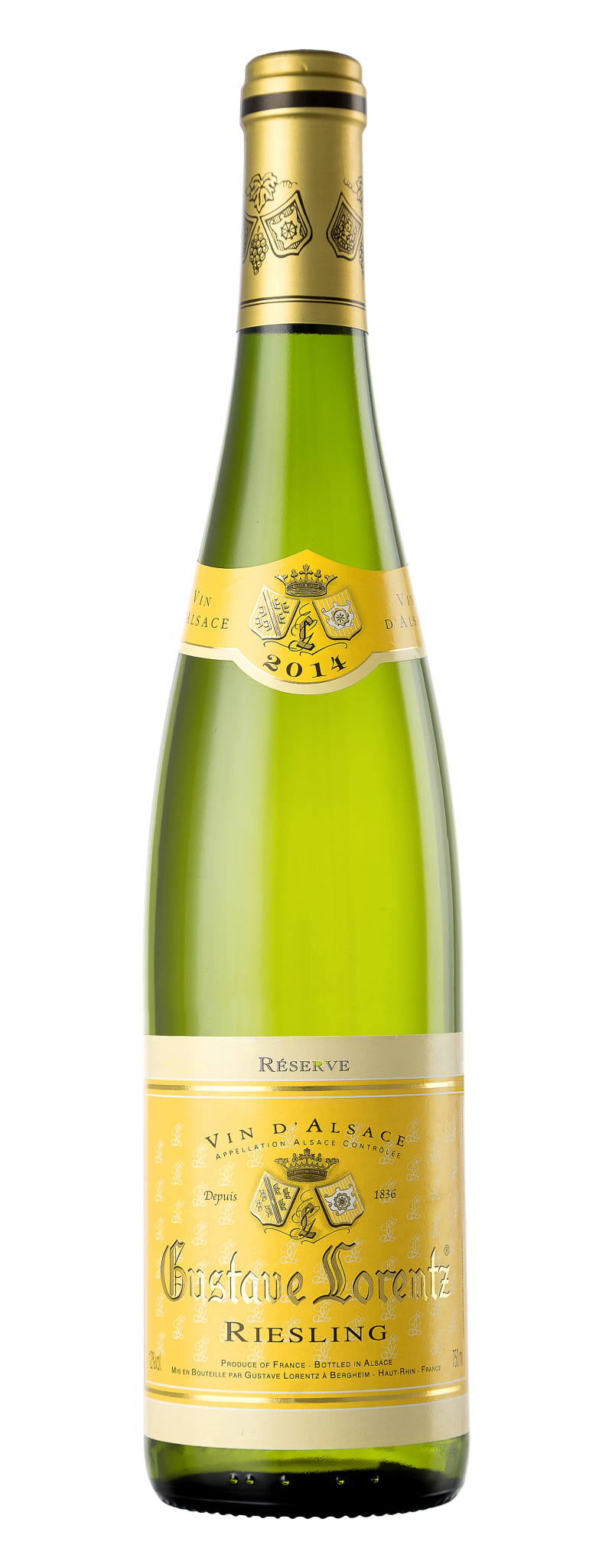 Gustave Lorentz Reserve – Riesling  - 750ml