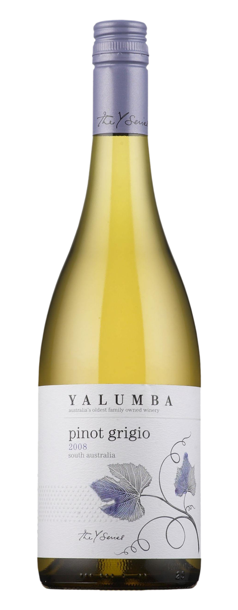 "Yalumba ""Y Series"" Pinot Grigio  - 750ml"
