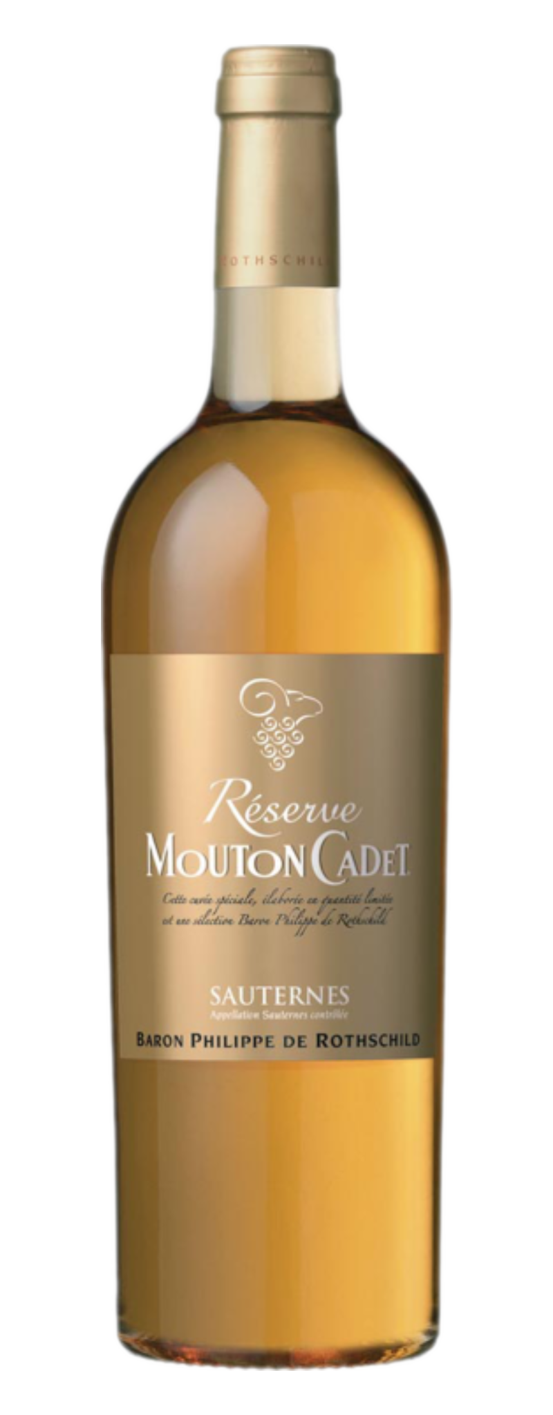 Rothschild - Mouton Cadet Reserves Sauternes  - 375ml