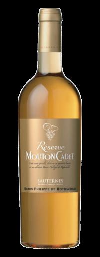 Rothschild - Mouton Cadet Reserves Sauternes  - 375ml