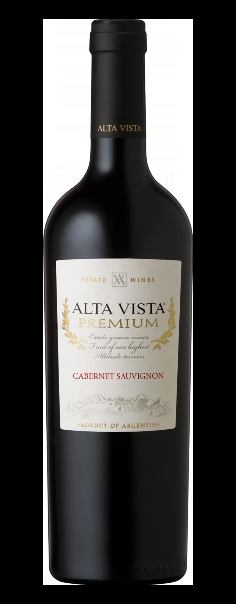 Alta Vista Premium Cabernet Sauvignon  - 750ml