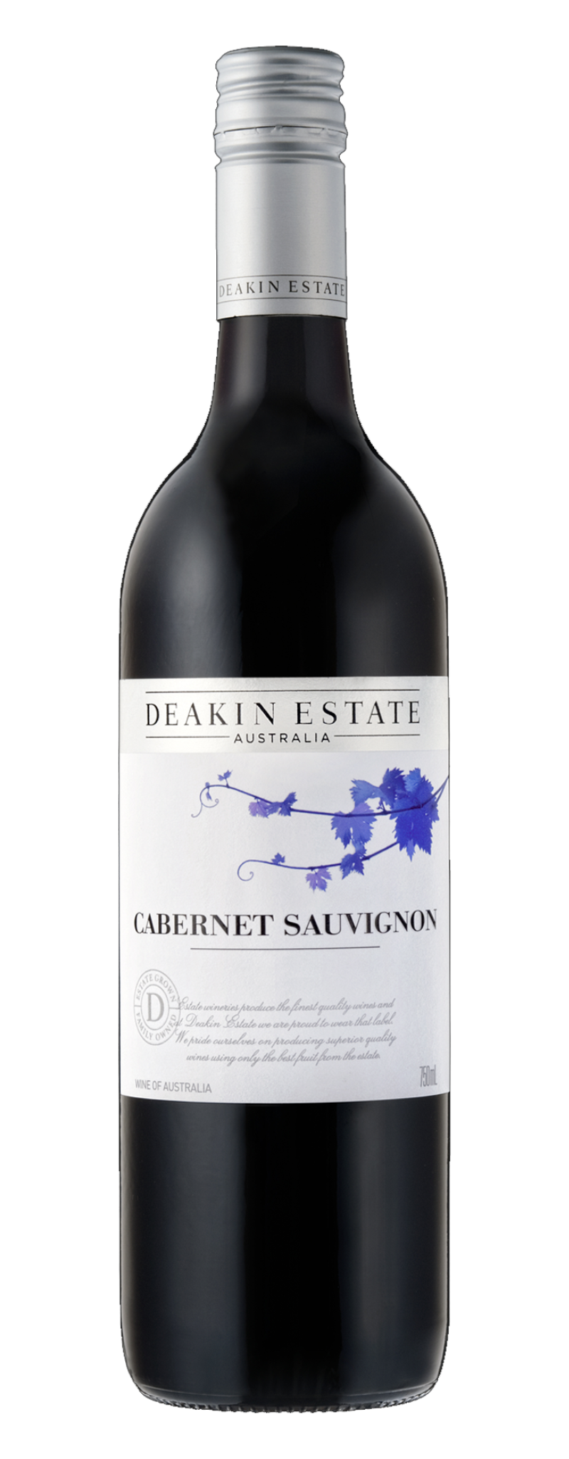 Deakin Estate Cabernet Sauvignon  - 750ml