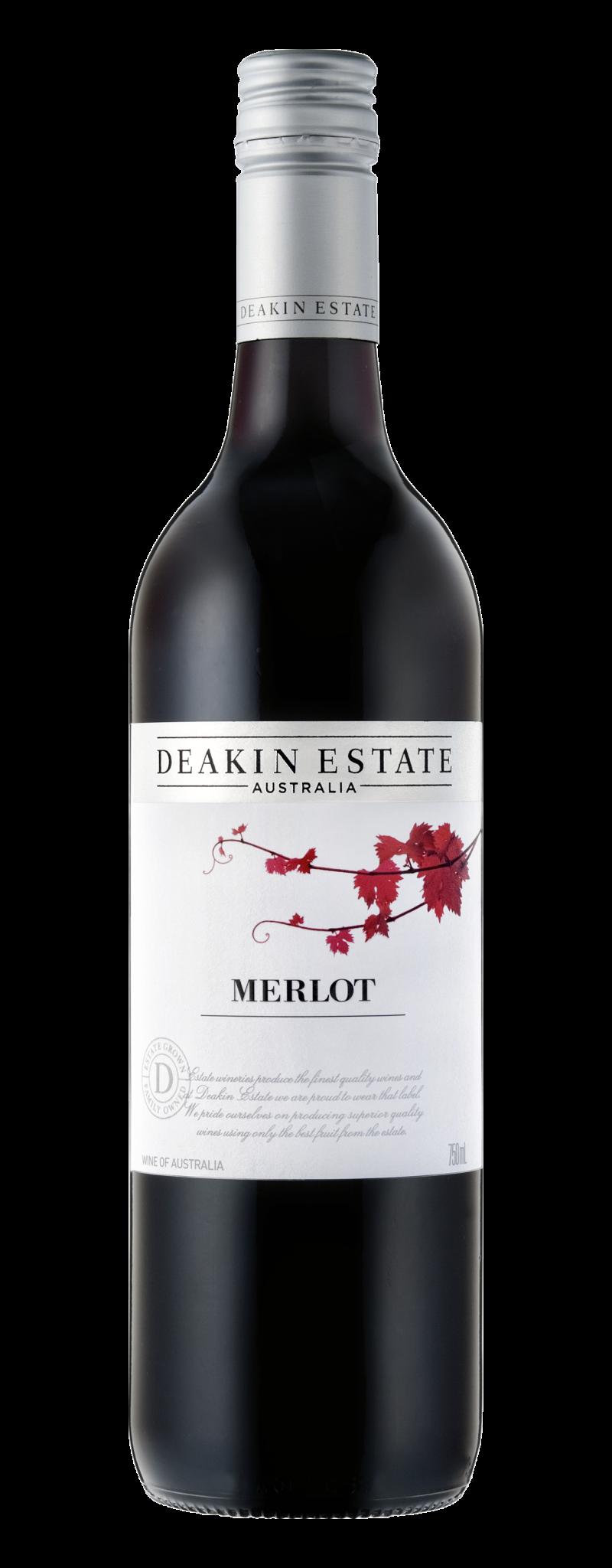 Deakin Estate Merlot  - 750ml